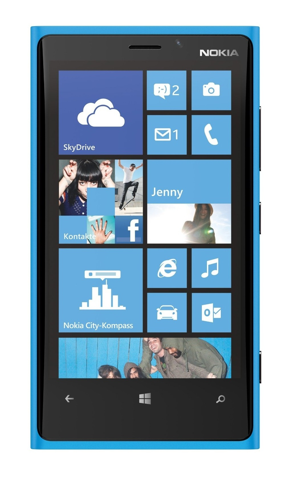 new nokia lumia 920 rm 820 32gb unlocked gsm 4g lte. Black Bedroom Furniture Sets. Home Design Ideas