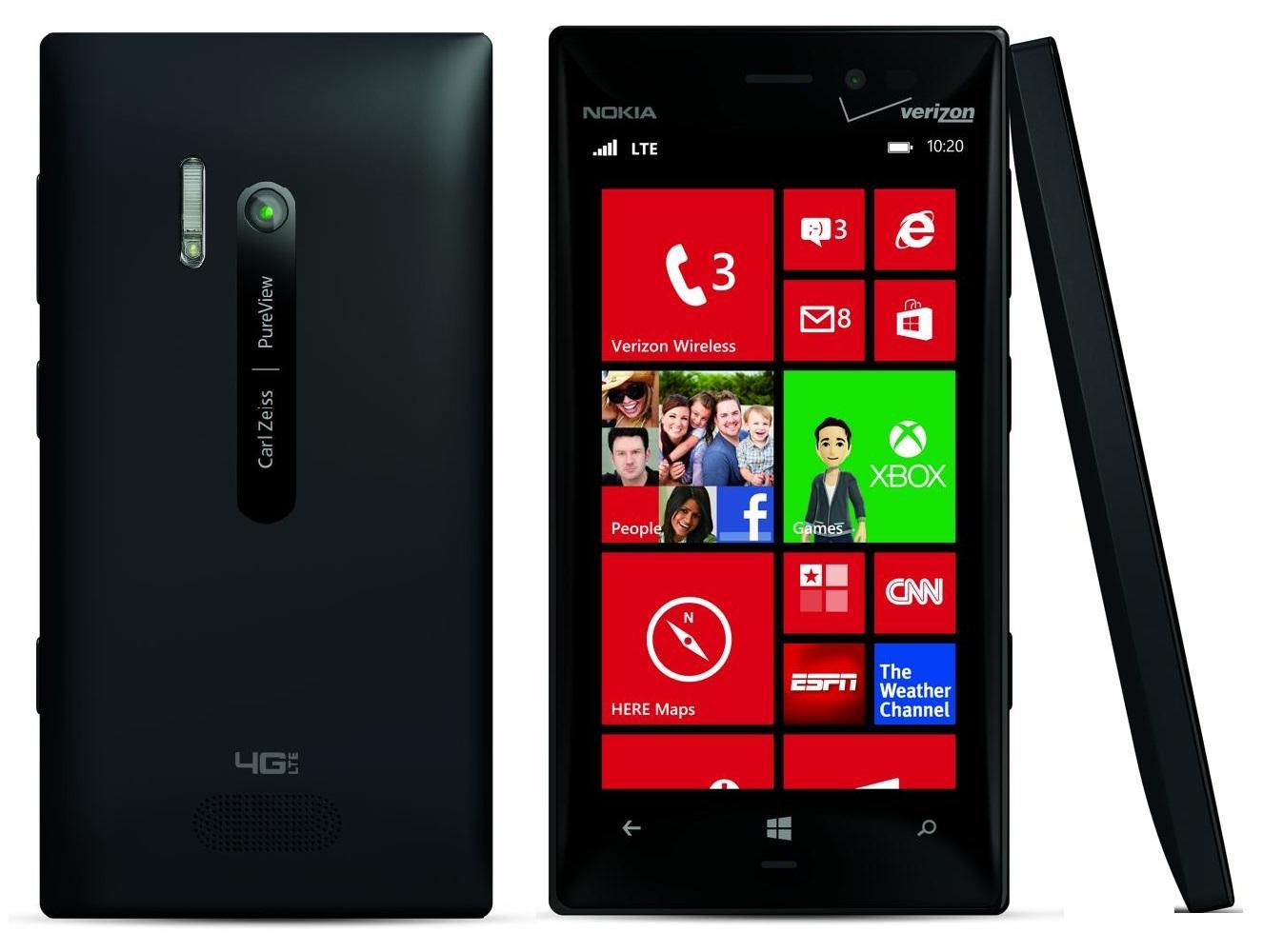 Nokia Lumia 4G Lte 32Gb Smartphone For Verizon