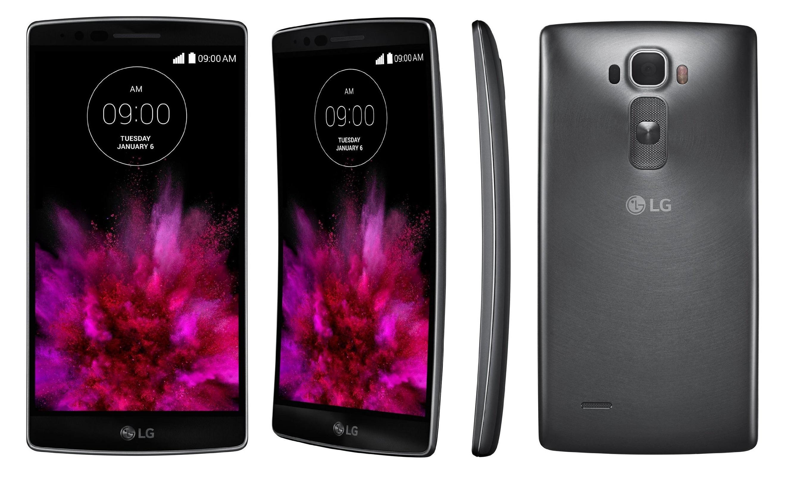 New LG G Flex2 H950 4G LTE 32GB Unlocked GSM Octa Core