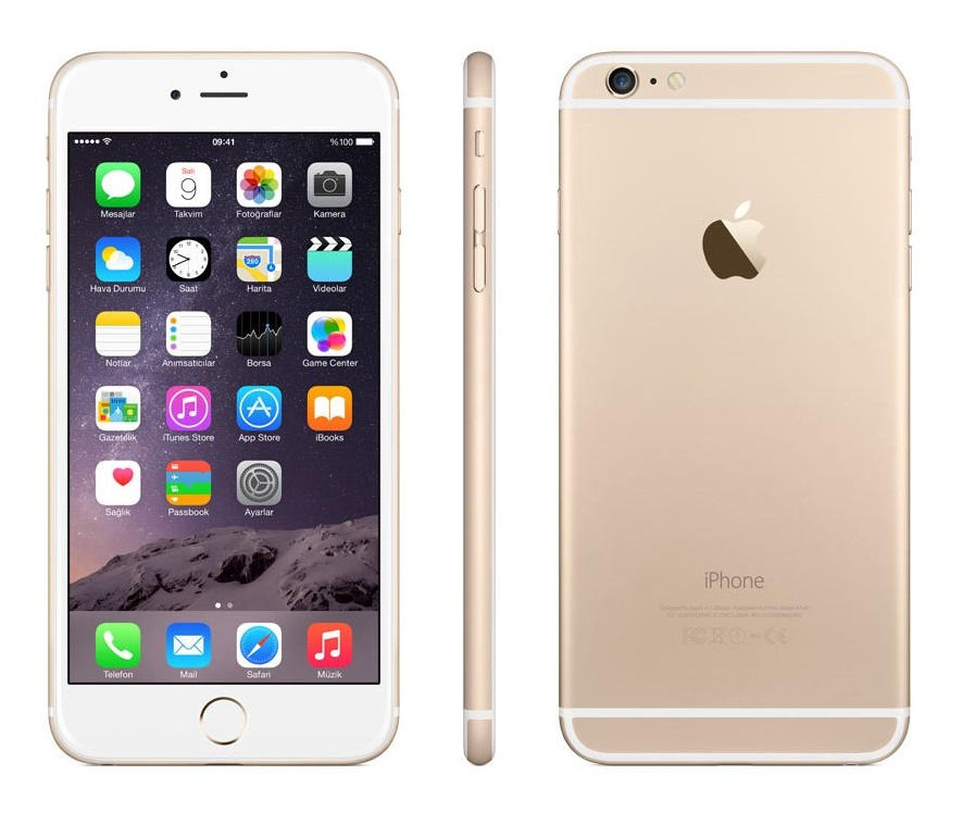 new apple iphone 6 plus 16gb 4g lte factory unlocked gsm smartphone ebay. Black Bedroom Furniture Sets. Home Design Ideas