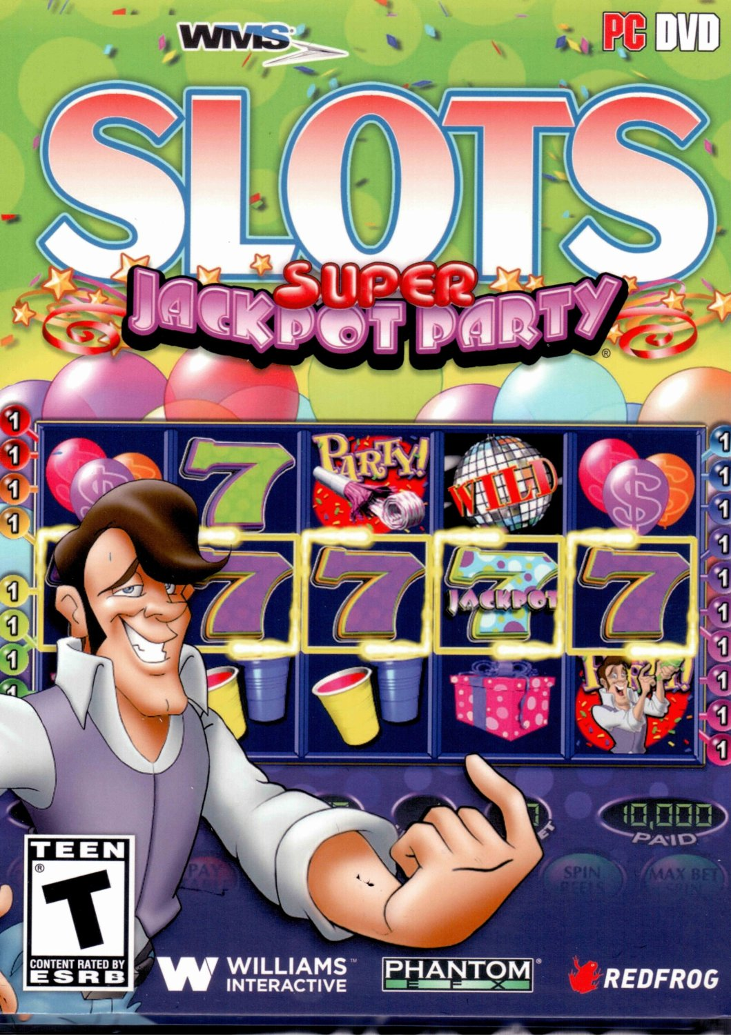 super jackpot party casino