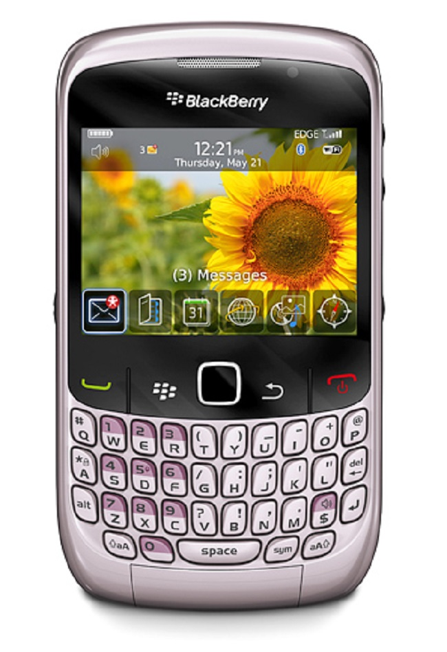 Blackberry Curve 8520 Manuals and User Guides, Cell Phone ...