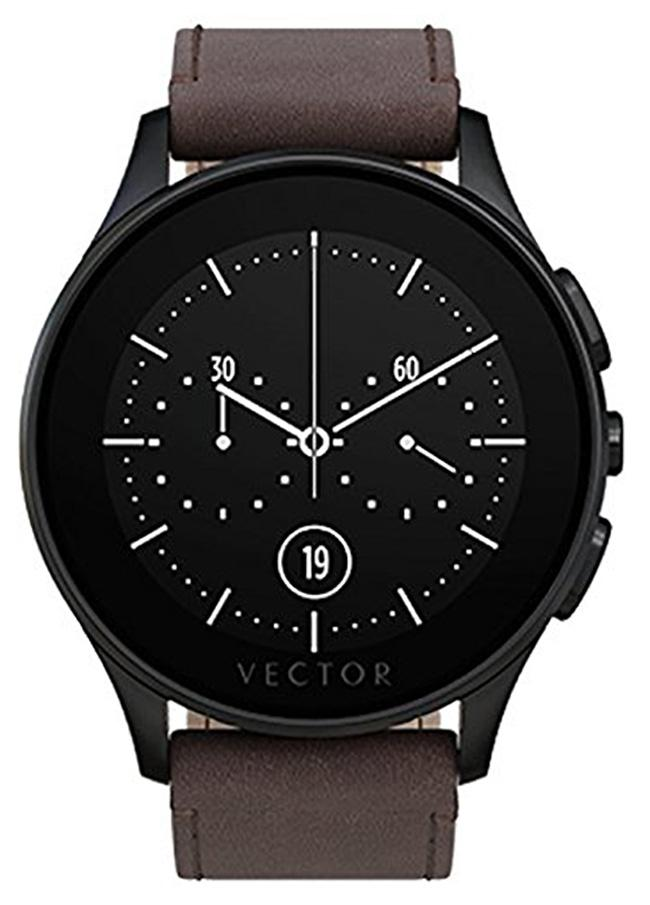 New Vector Luna Brushed Resistance/5 ATM SmartWatch + 30 ...