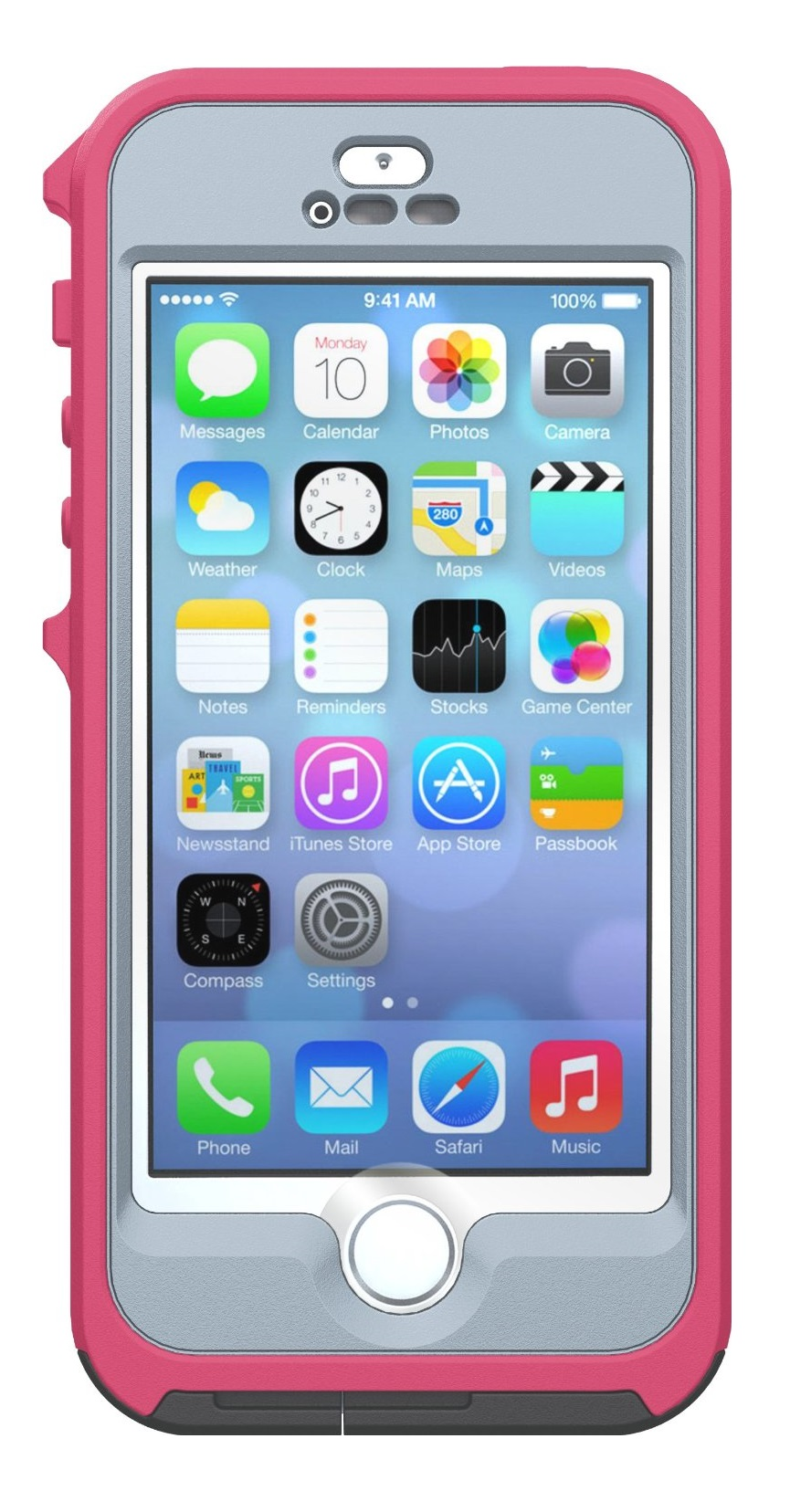 iphone 5s waterproof cases otterbox preserver waterproof for apple iphone 5 5s 1061