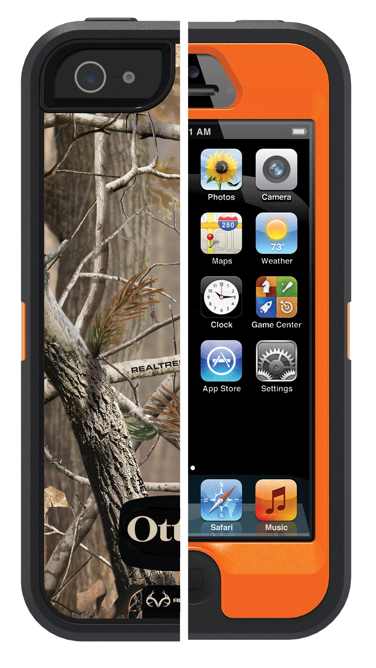 otter box iphone 5s otterbox defender belt holster for apple iphone 5 1455